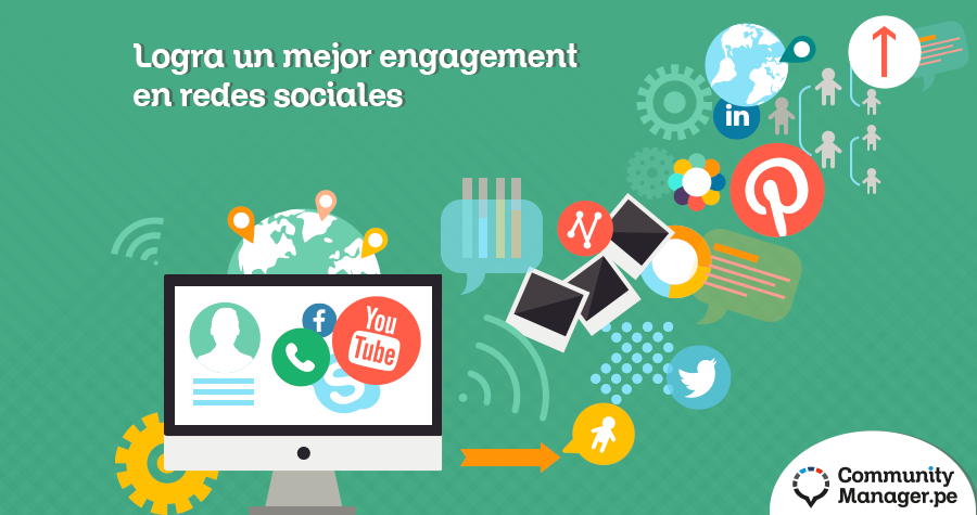 engagement-redes sociales