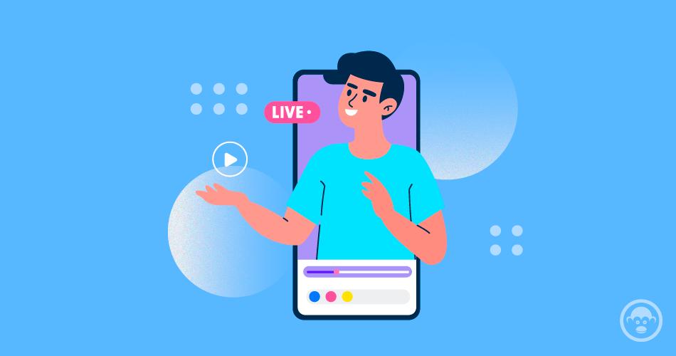 transmision en vivo para redes sociales