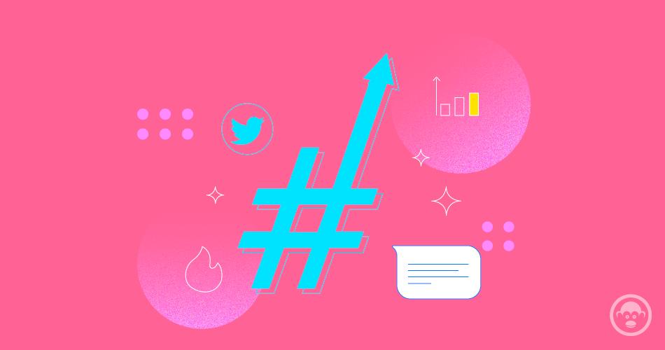 trending topic en redes sociales