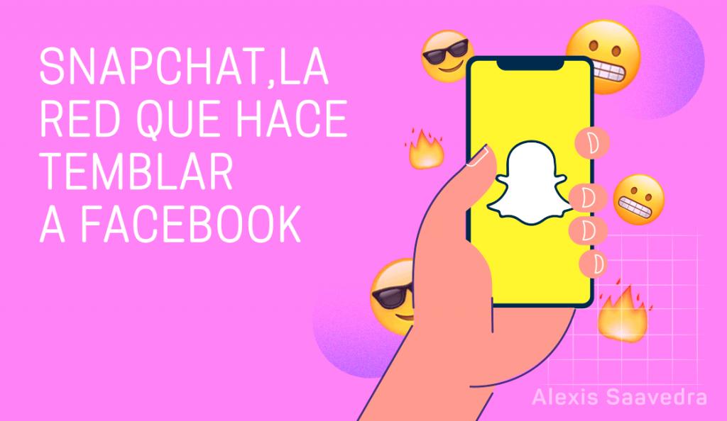 snapchat la red que supera a facebook